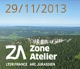 Lancement officiel de la Zone Atelier Arc Jurassien le 29 novembre 2013
